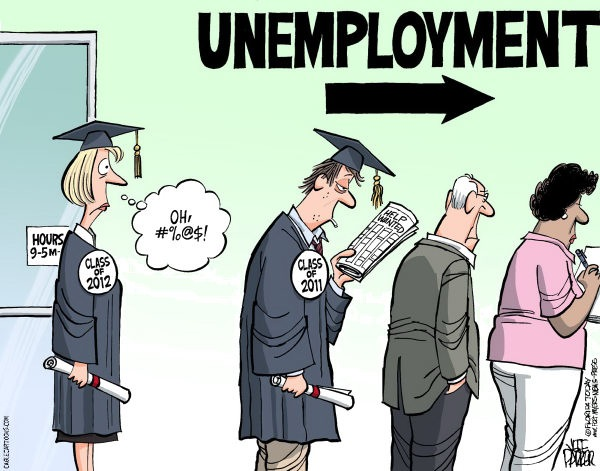 the misrepresentation of immigrants causing unemployment in america A century of data shows that donald trump is wrong about the immigrants don't cause high unemployment that a thriving us job market causes immigration.