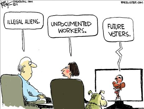 Limits to Growth - legal and illegal immigration society ...