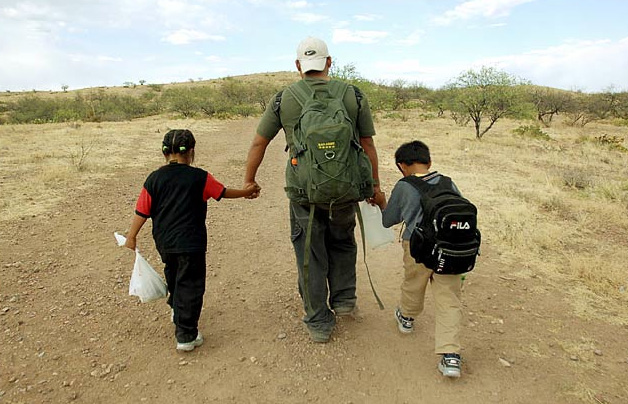 Obama Orders No Immigration Enforcement for Illegals with Kids in Tow