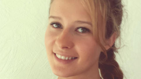 Margaret Molland Sanden, a 19-year-old biotechnology student at the Oslo and Akerhus University College of Applied Sciences, was one of the three victims knifed to death.
