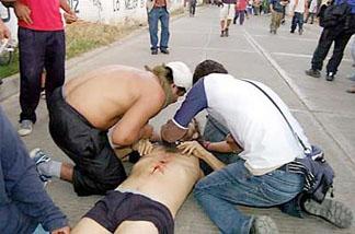 MarkInMexico Blog American Killed in Oaxaca