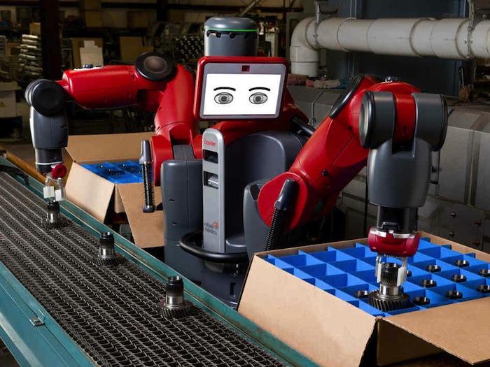 Robotics U0026 39  Replacement Of Jobs Is Growing