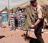 Arpaio tent jail in Maricopa Co AZ