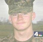 Marine Cpl. Brian Mathews