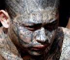 Mara gangster tattoos