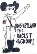 Mexica fascist Mickey Mouse