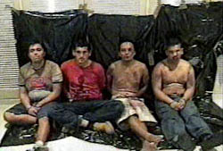 Gulf Cartel victims