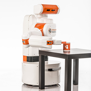 UBR-1 Robot Is Designed to Work Alongside Humans