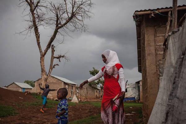 EthiopiaRefugeeCampEritreanWoman
