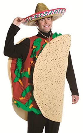 MexicanTacoCostume