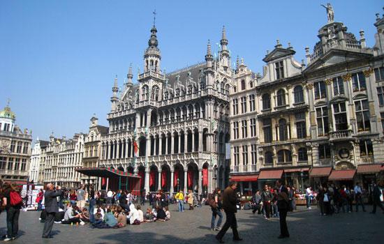 BrusselsBelgiumSquare