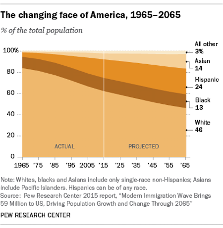 ChangingFaceAmerica1965-2065-pew