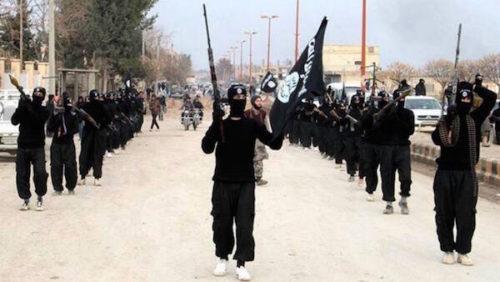 SyriaISISfighters2014