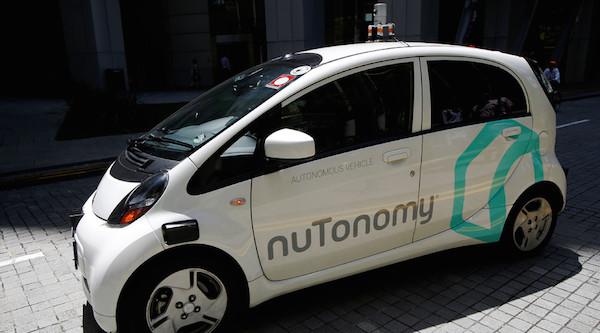 NutonomySelf-DrivingCab