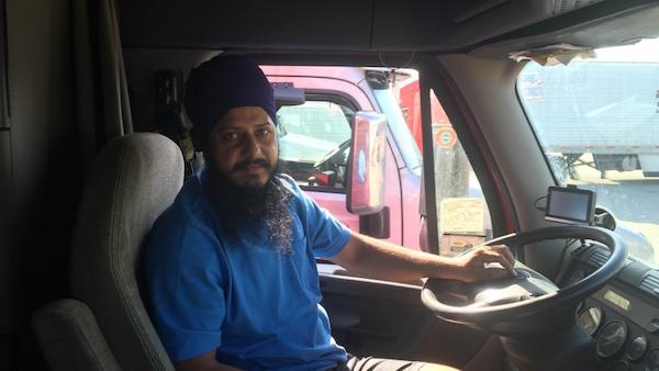 truckerharsharansingh