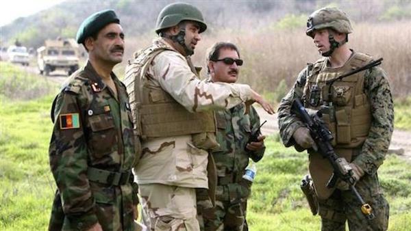 afghanarmyofficerstrainedcamppendleton