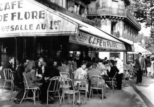 pariscafedeflore1949