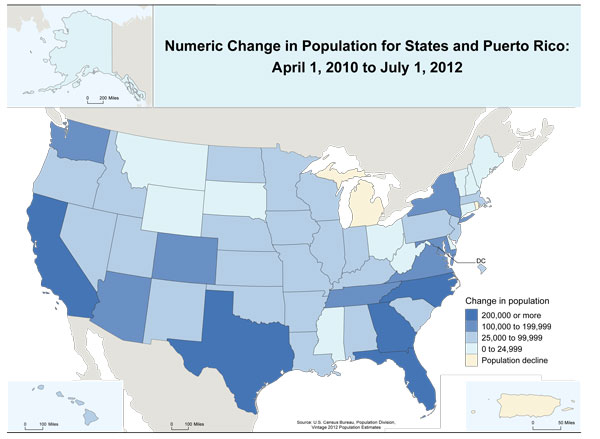California Usa Immigrants Keep Coming Limits To Growth - Map-of-immigrants-in-the-us
