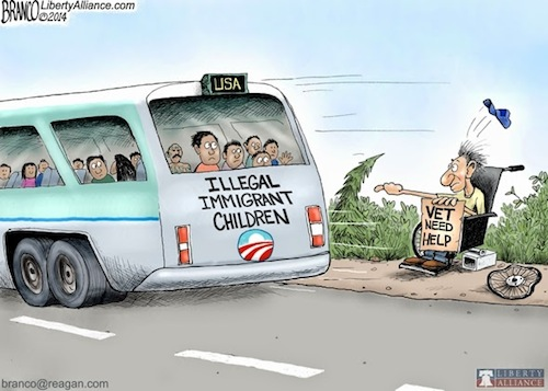 Texas: Deluxe Detention Center for Illegal Aliens Gets an